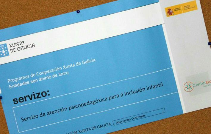 Programa Coopera – Atención psicopedagóxica para a inclusión infantil