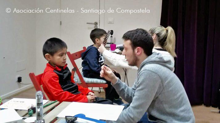 Colaboración coa Facultade de Óptica e Optometría da Universidade de Santiago de Compostela