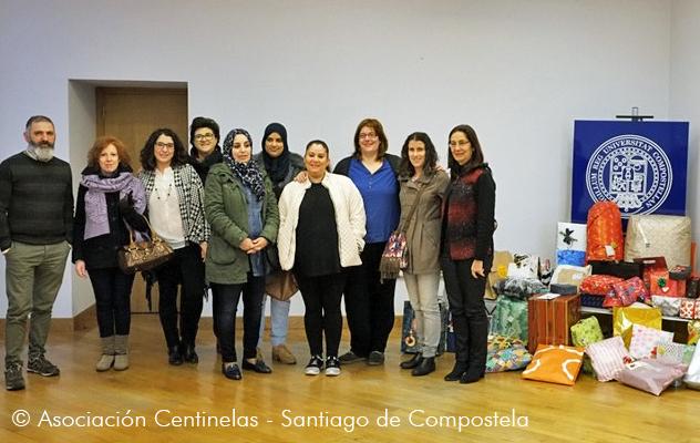 """""""Nais con Ilusión"""" en colaboración coa Universidade de Santiago de Compostela"""