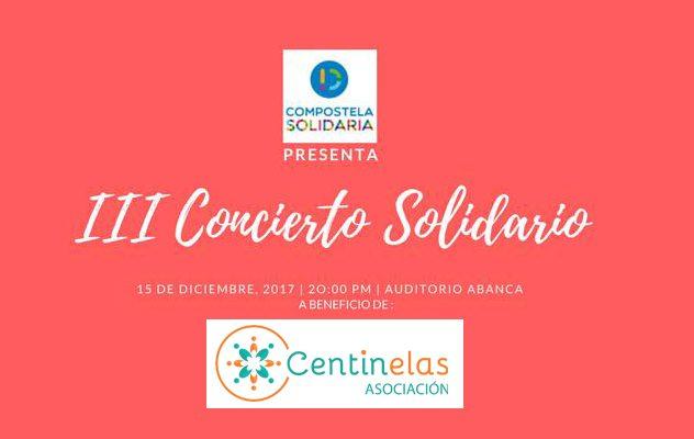 """Centinelas no Concierto: """"Compostela solidaria"""""""