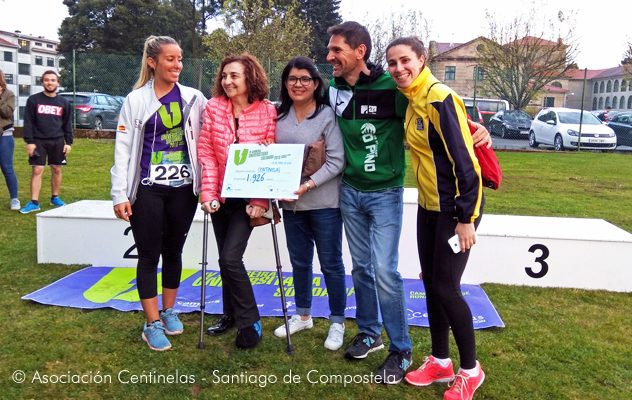 A IV carreira solidaria organizada por Campus na Nube e Run-4Med, foi unha festa!!