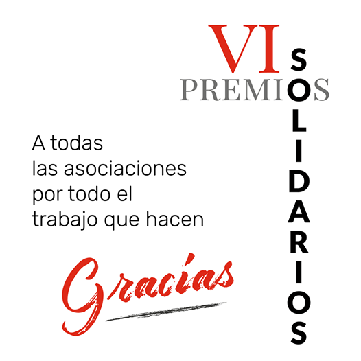 VI Premios solidarios Cenor