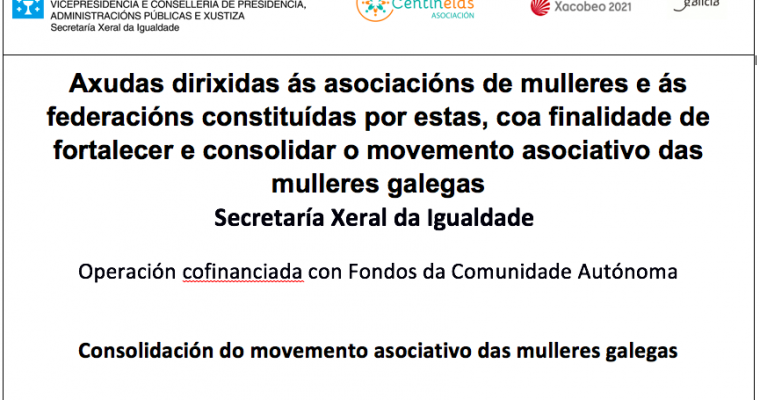 Consolidación do movemento asociativo 2019