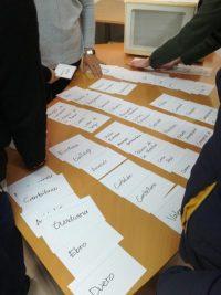 Remate da formación de preparación para as probas na Nacionalidade española e integración social