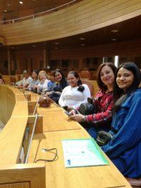 Visitas didácticas. Formación para a preparación das probas da nacionalidade española e integración social.