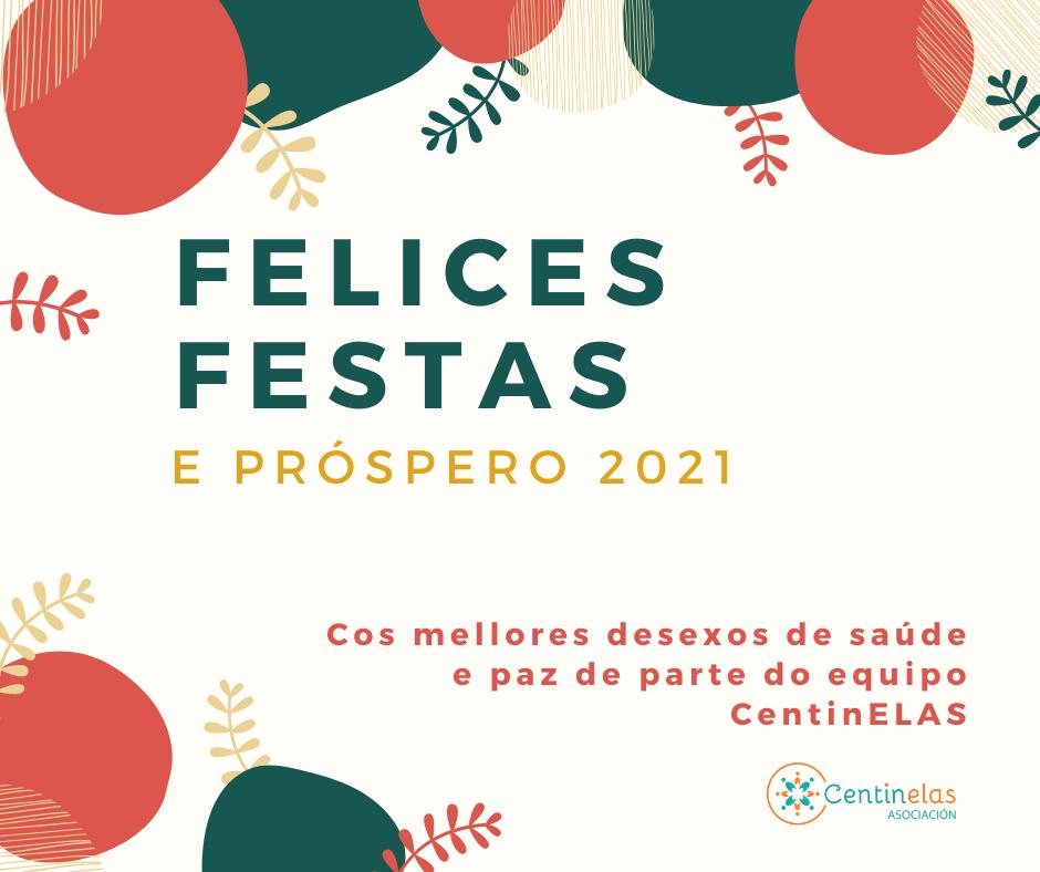Felices Festas e un bo ano 2021